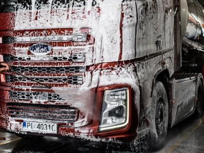 Myjnia cystern i samochodów ciężarowych 1