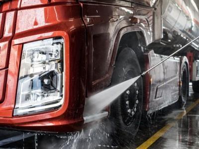 Myjnia cystern i samochodów ciężarowych 2