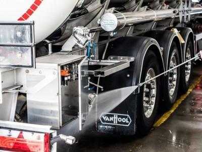 Myjnia cystern i samochodów ciężarowych 3