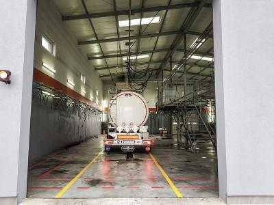 Myjnia cystern i samochodów ciężarowych 4