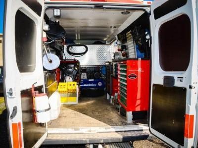 Mobilny serwis samochodów ciężarowych 3