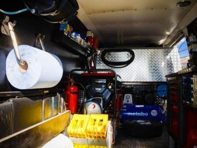 Mobilny serwis samochodów ciężarowych 6