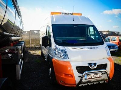 Mobilny serwis samochodów ciężarowych 7