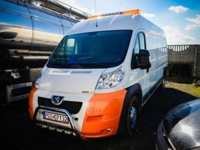 Mobilny serwis samochodów ciężarowych 8